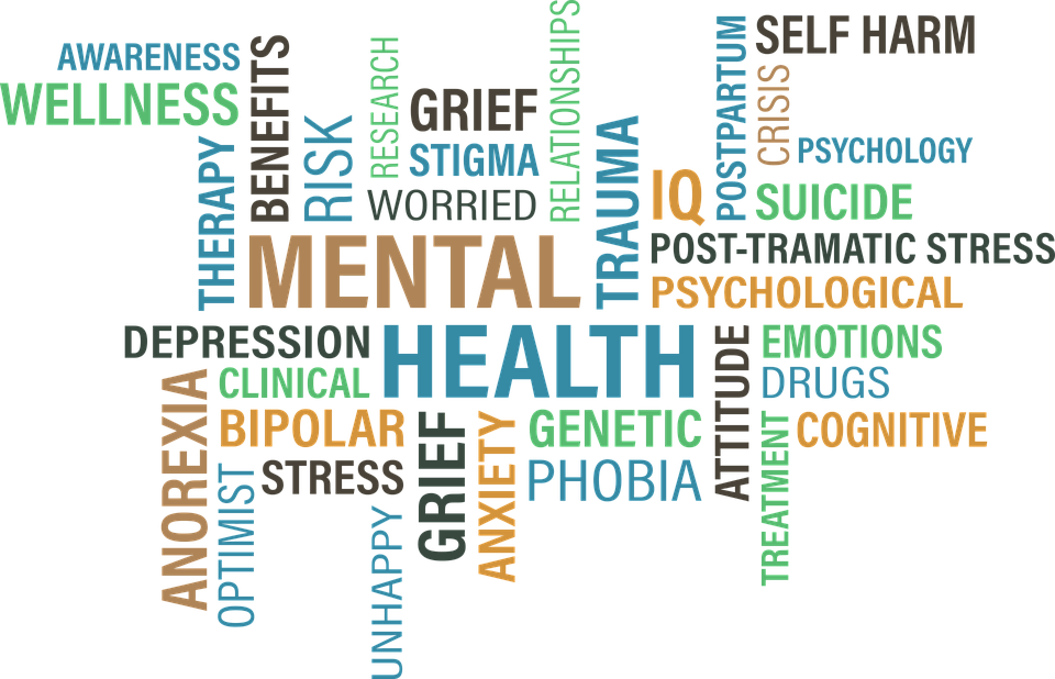 MENTAL HEALTH AWARENESS IN THE CHURCH