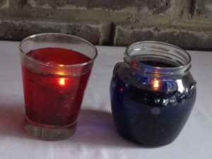 Small Gel Candles (Various colors) Image